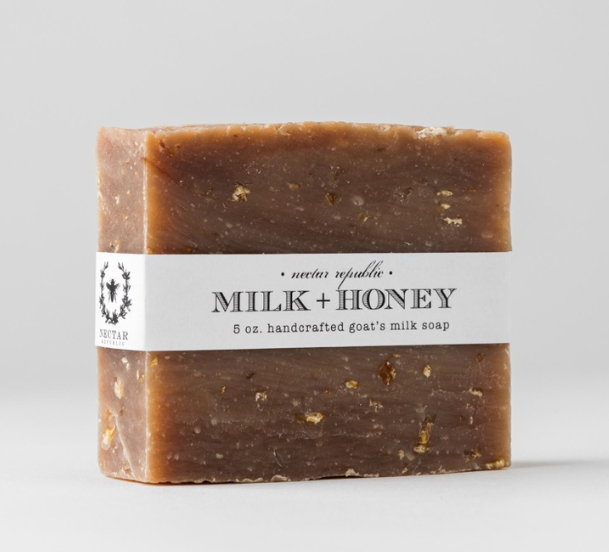 Nectar  Soap Milk + Honey