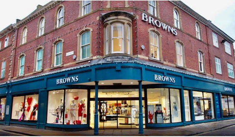 Browns Department Stores, York