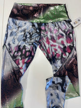 Load image into Gallery viewer, Multi Color Snake High Waist Water Legging