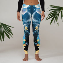 Load image into Gallery viewer, Beautiful Butterfly Ankle Length Leggings