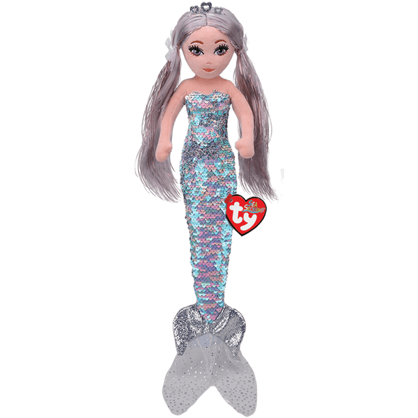 TY - Athena Platinum Sequin Mermaid - Regular