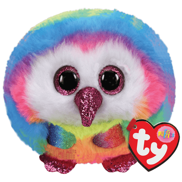TY - Owen Owl Puffy