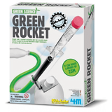 Toysmith - 4M Green Rocket