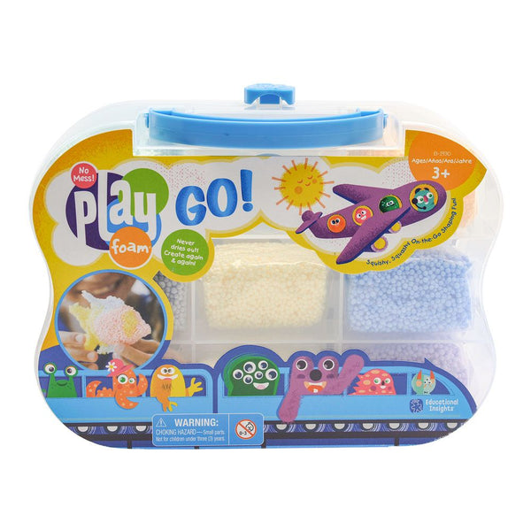 Learning Resources - Playfoam Go