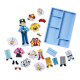 Melissa & Doug - Magnetic Dress-Up Set - Julia