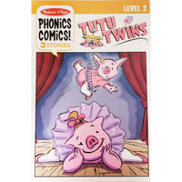 Melissa & Doug - Tutu Twins - Phonics Comics