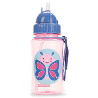 Skip Hop - Zoo Straw Bottle - Butterfly