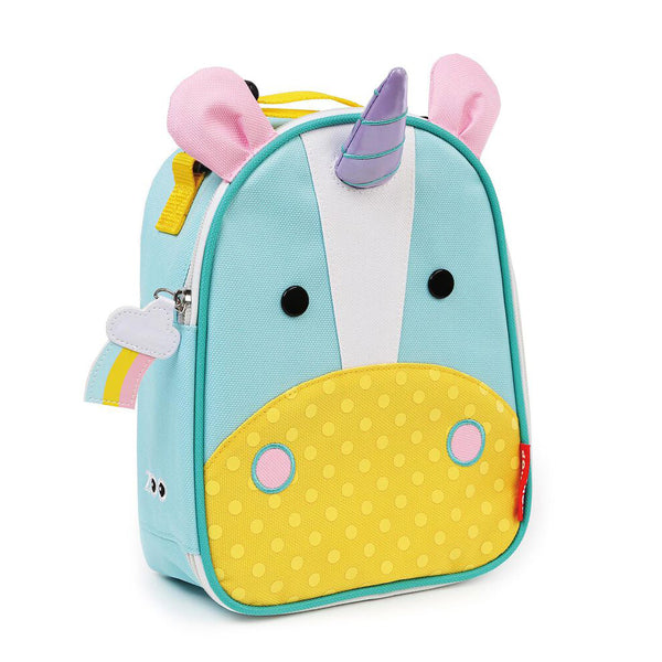 Skip Hop - Zoo Lunchie Insulated Kids Lunch Bag - Unicorn