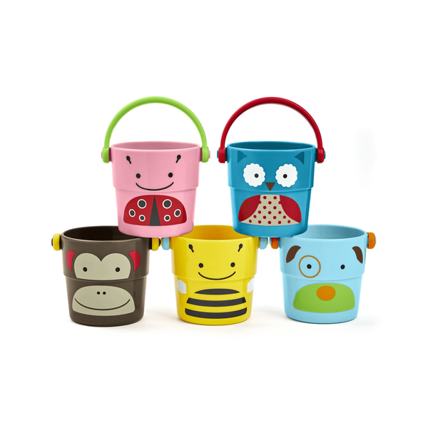 Skip Hop - Zoo Stack & Pour Buckets