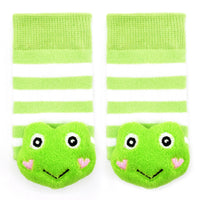 Boogie Toes - Green Frog 1-2 Year