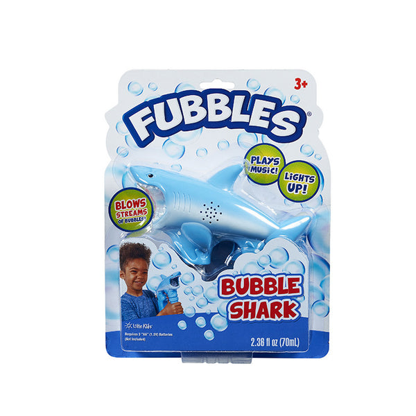 Little Kids - Fubbles - Bubble Shark