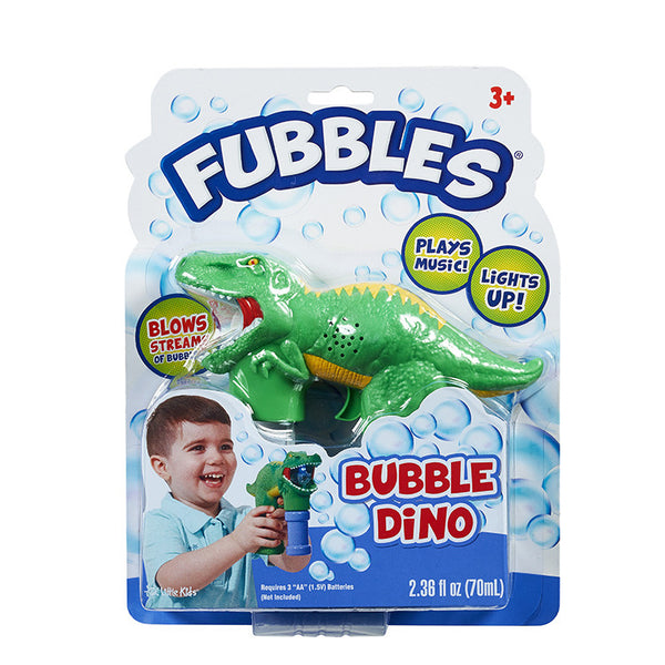 Little Kids - Fubbles - Bubble Dino