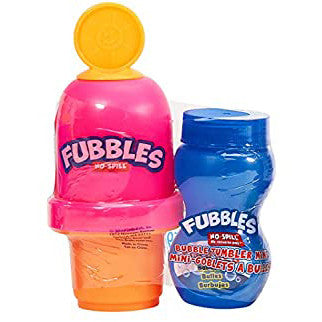 Little Kids - Fubbles - Bubble Tumbler Mini - Pink