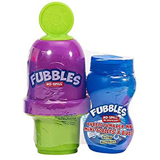 Little Kids - Fubbles - Bubble Tumbler Mini - Purple