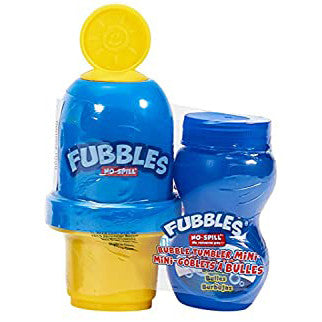 Little Kids - Fubbles - Bubble Tumbler Mini - Blue