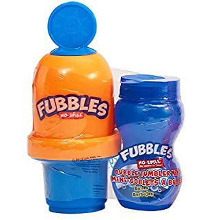 Little Kids - Fubbles - Bubble Tumbler Mini - Orange