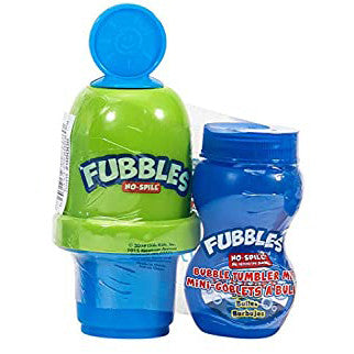 Little Kids - Fubbles - Bubble Tumbler Mini - Green