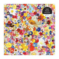 Galison - Ben Giles Infinite Bloom 500 Piece Puzzle