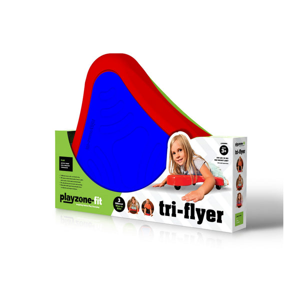 Playzone-Fit Tri-flyer