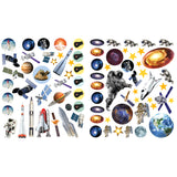 Workman Publishing - EyeLike Stickers: Space