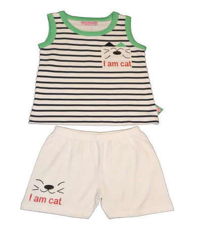 Infants Girls 2 Pcs Suit