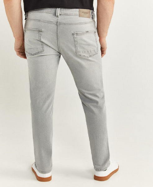 SPRINGFIELD GRAY DENIM JEAN