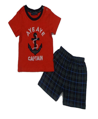 Boys 2 Pcs Suit