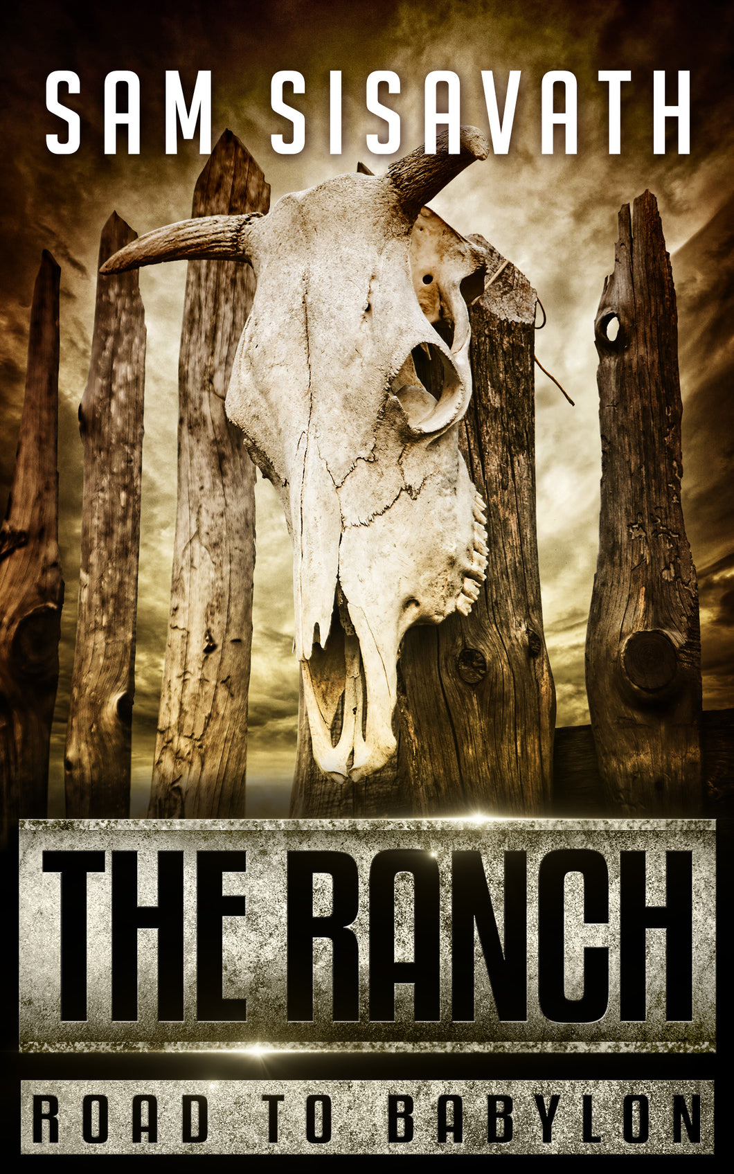 The Ranch (Road to Babylon #9)