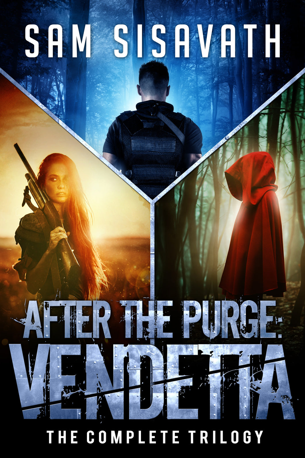 After the Purge: Vendetta Complete Trilogy