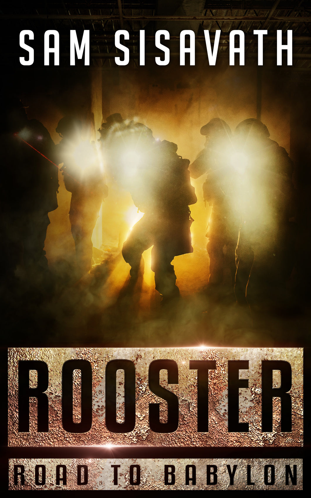 Rooster (Road to Babylon #3)