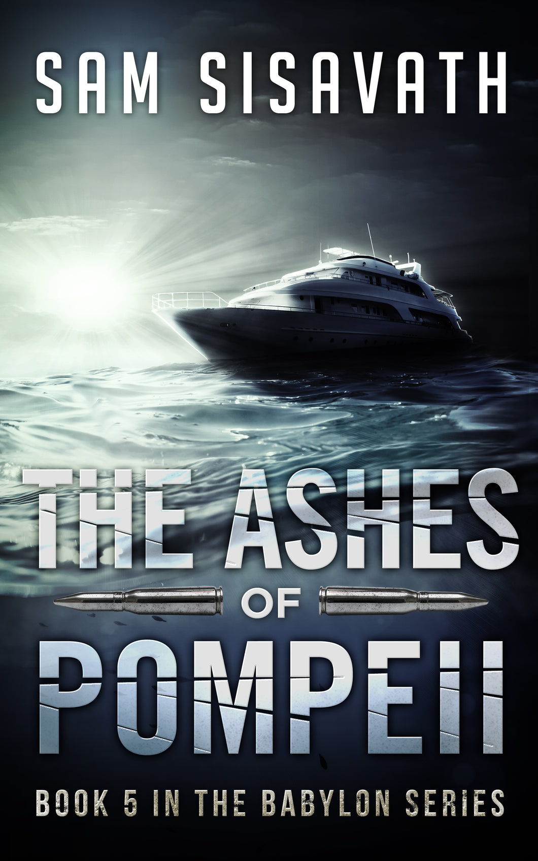 The Ashes of Pompeii (Purge of Babylon #5)