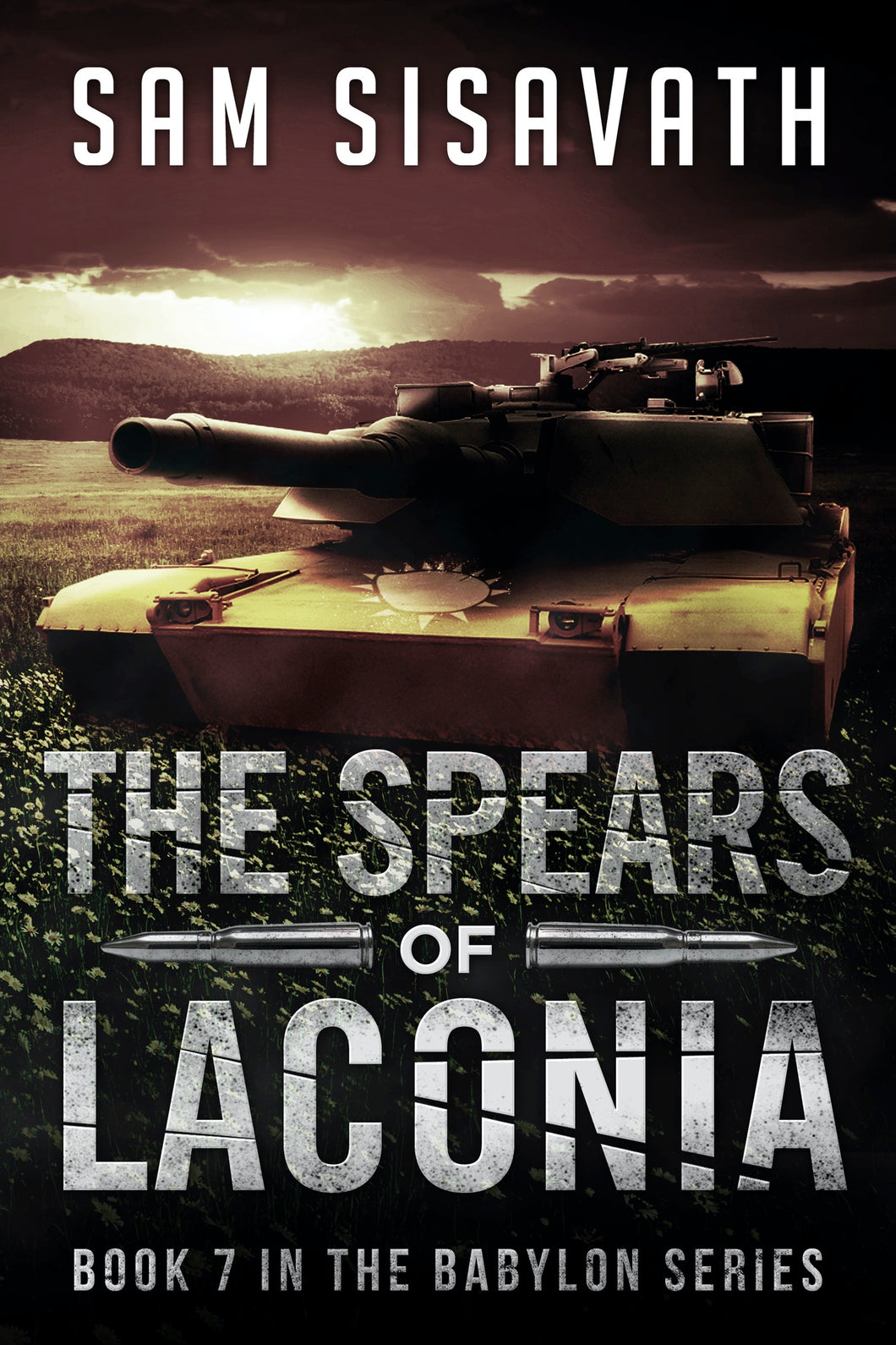 The Spears of Laconia (Purge of Babylon #7)