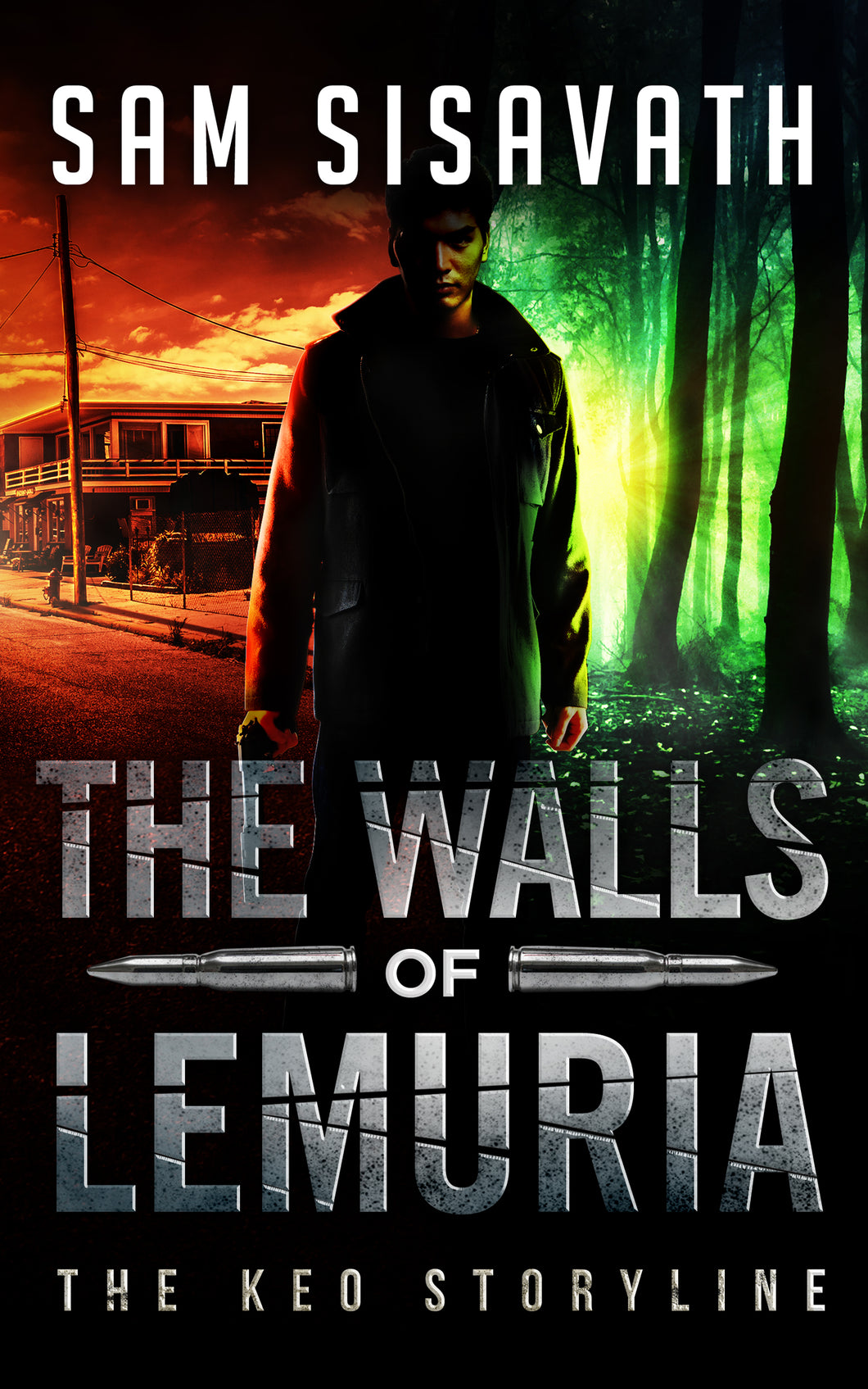 The Walls of Lemuria Collection (Keo Prequel Box Set)