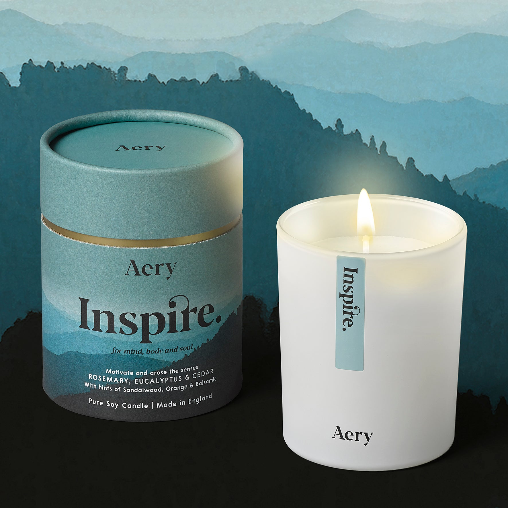 Inspire Scented Candle