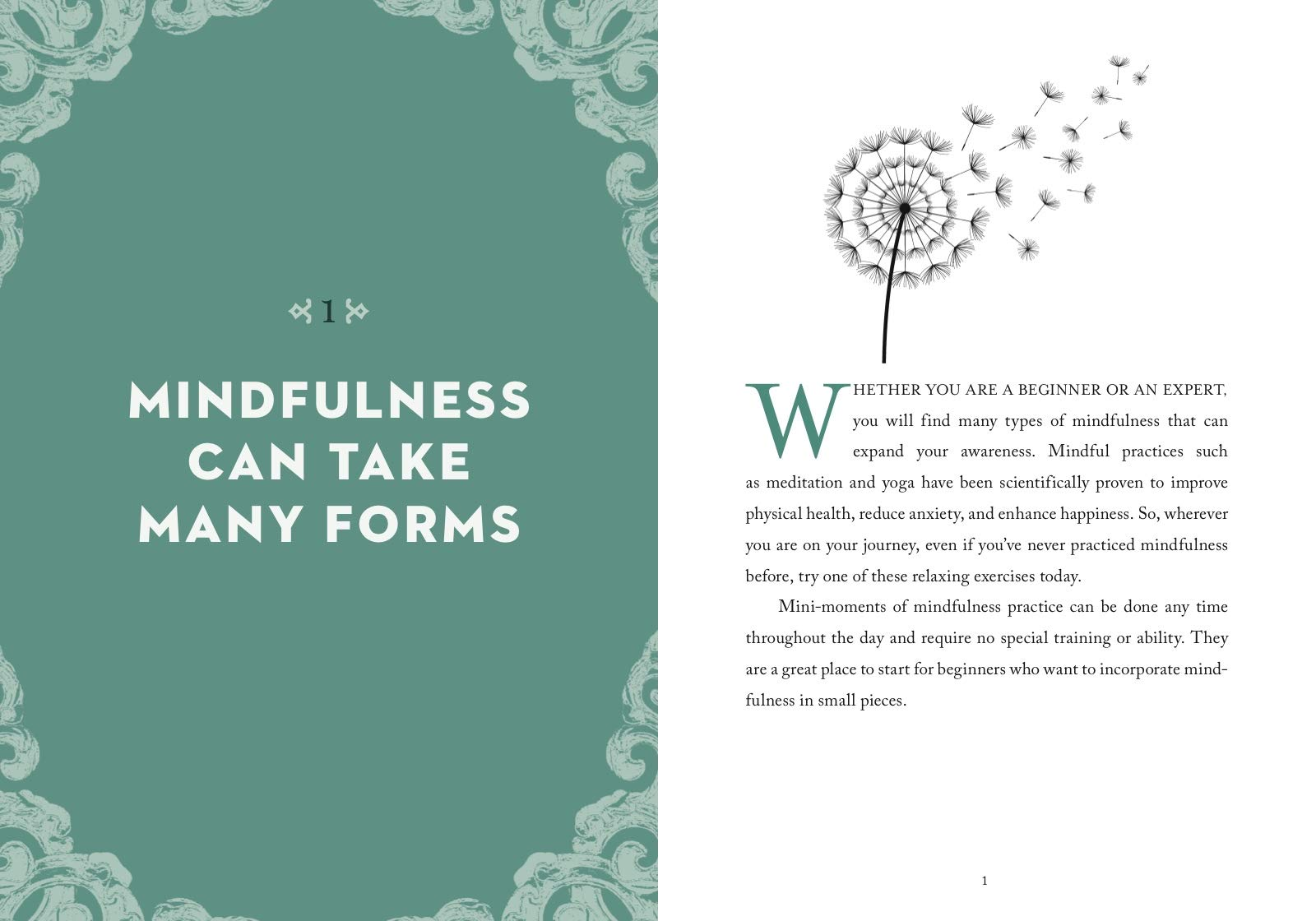 Little Bit of Mindfulness Guided Journal