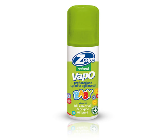 ZCARE NATURAL VAPO BABY 100ml A BASE DI ESTRATTO DI EUCALIPTO