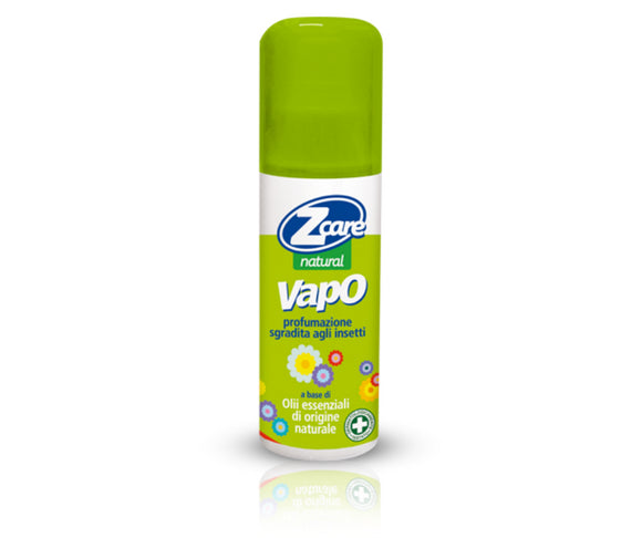 ZCARE NATURAL VAPO ADULTI 100ml A BASE DI OLI ESSENZIALI