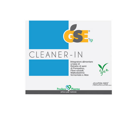 GSE Cleaner-IN 14 bustine monodose