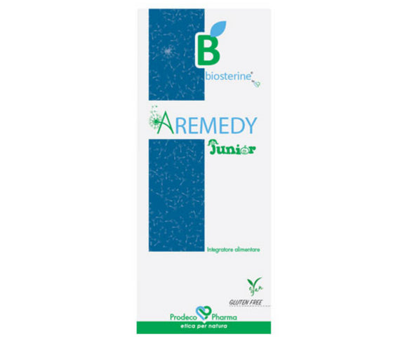 A-Remedy Biosterine® Junior in polvere 32 g