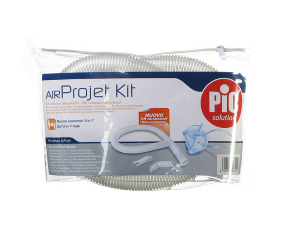 Air Projet Kit Pic Solution per aerosol terapia a ultrasuoni