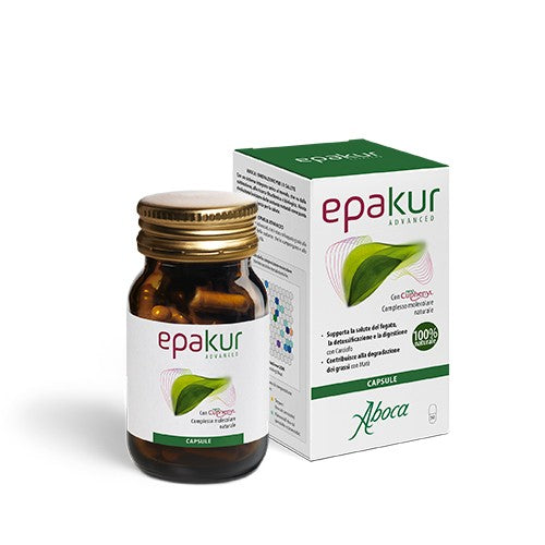 EPAKUR ADVANCED  50 CAPSULE