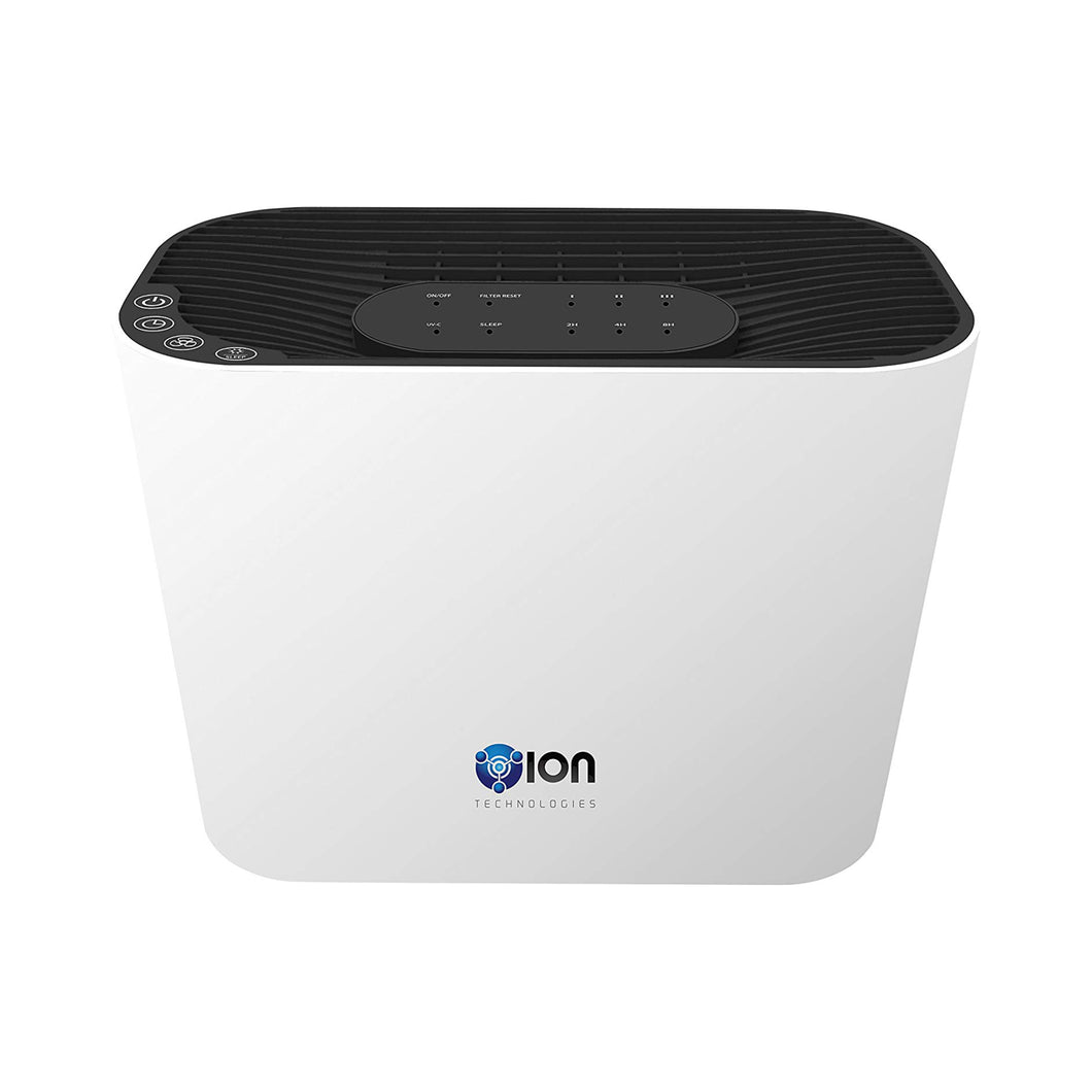 OION APW-4000 (Pre, Carbon, and HEPA Filters, UV-C)