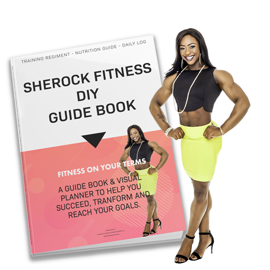 Sherock Fitness Training Guide. The DIY E-Book