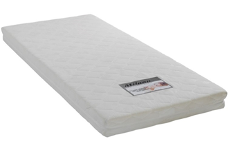 Pocketvering matras Milaan pocket 20cm