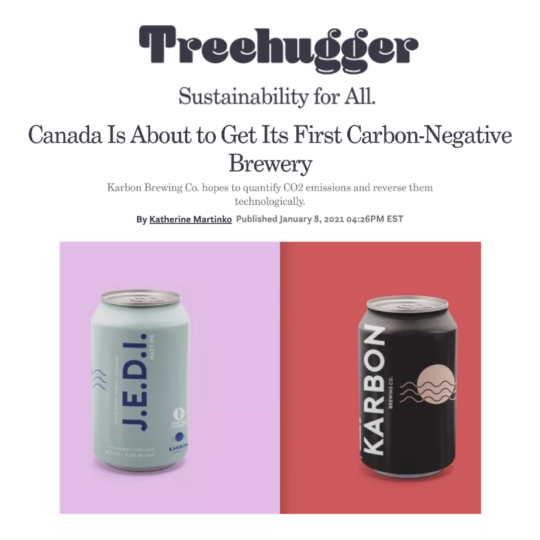 Canada Is About to Get Its First Carbon-Negative Brewery