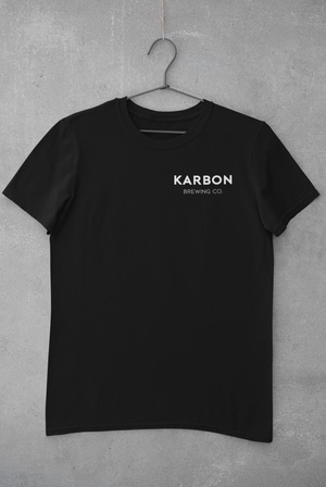 Karbon Brewing Co. Original Tee - Black