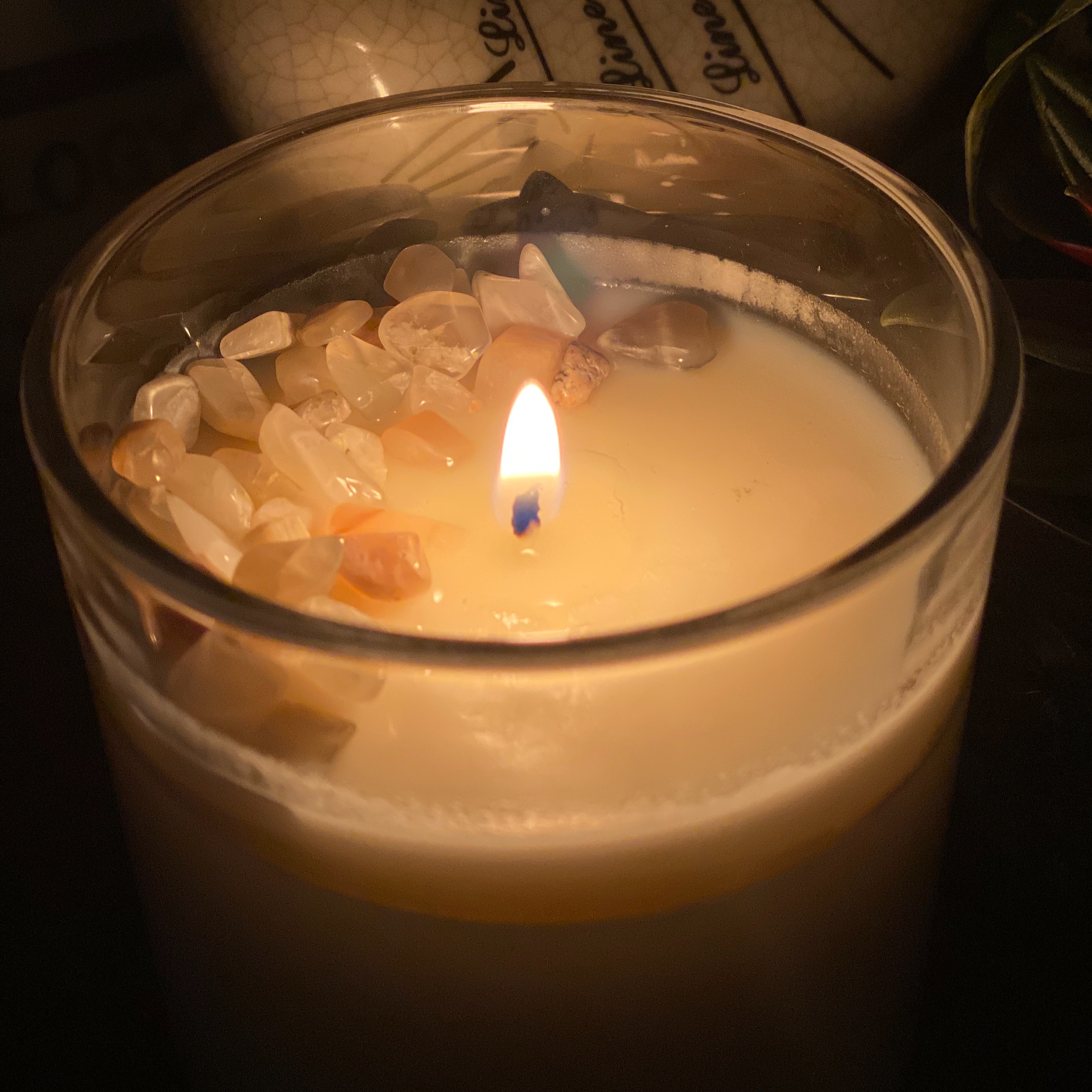 Tempt crystal Soy Candles