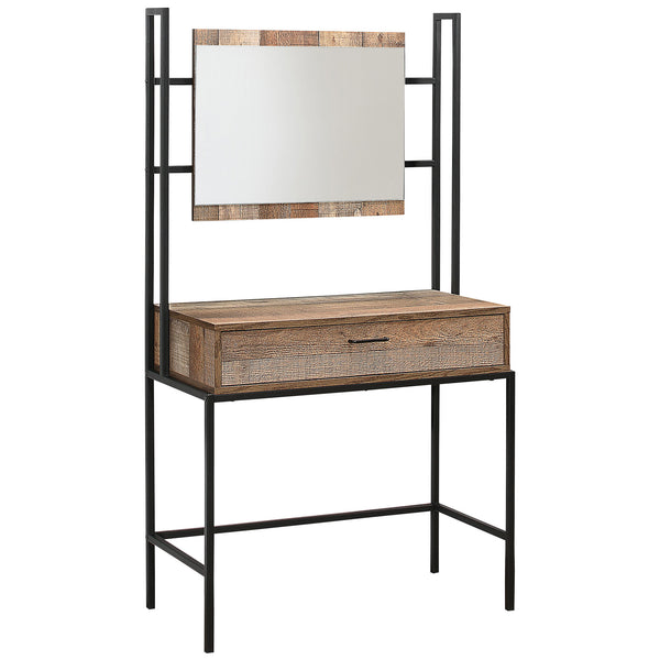 Rustic Finish Dressing Table