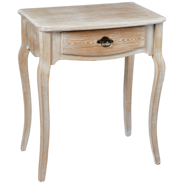 Hand Crafted Oak Side Table