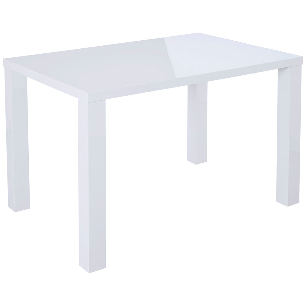 High Gloss Finish Dining Table